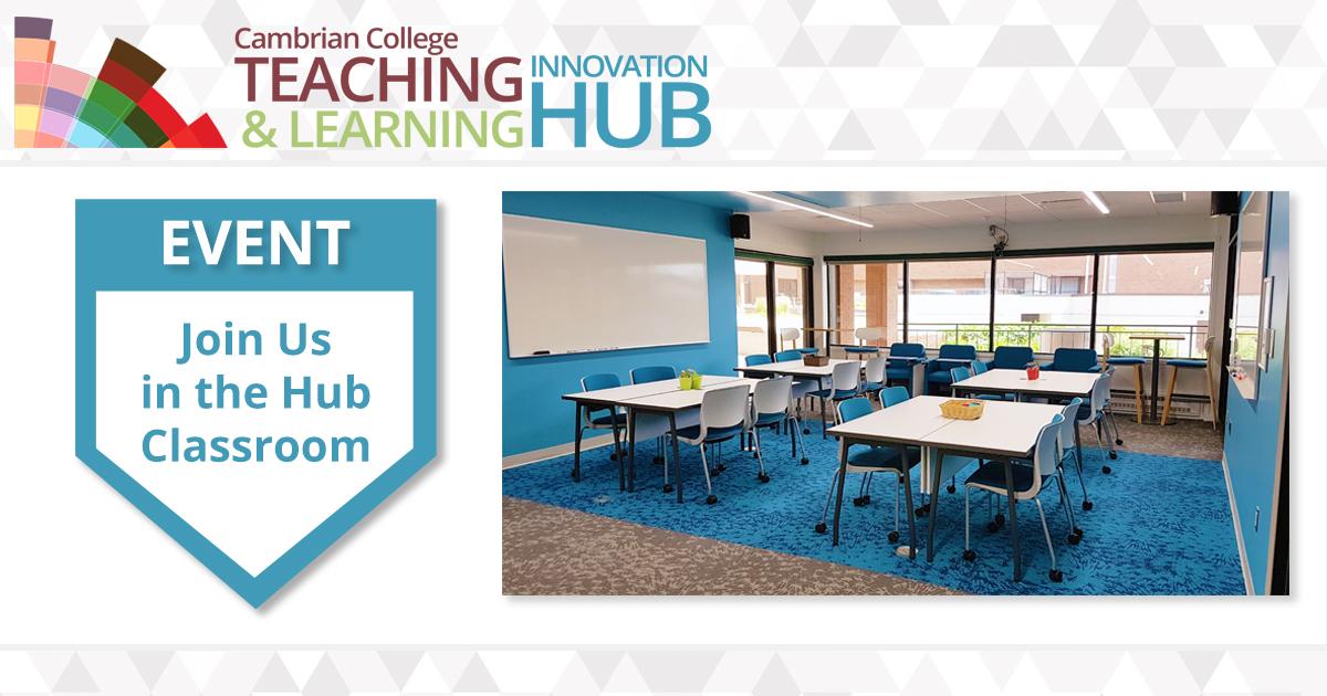 Image of Hub Classroom