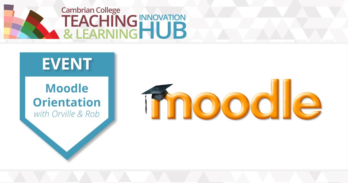 Image of Moodle Logo