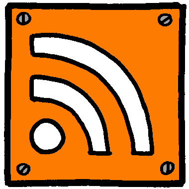 RSS icon by Jurgen Appelo (www.noop.nl) on Flickr - CC-BY 2.0