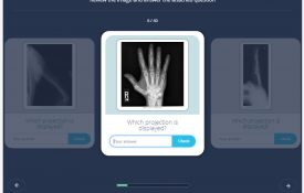 Seeing Through the Body with Flashcards