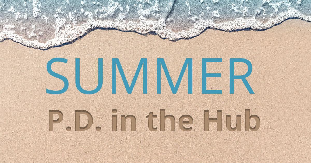 Summer Hub PD