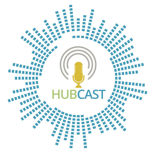 HubCast Podcast Logo