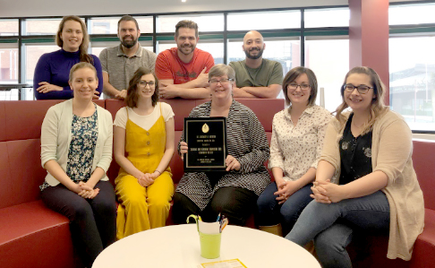 Hub Team Award