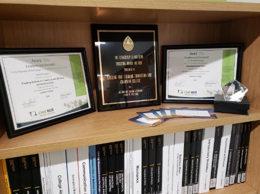 Hub TESS Award